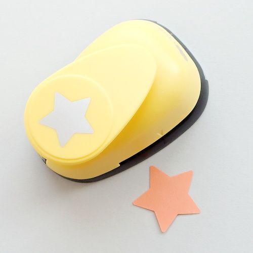 děrovačka hvězda
