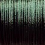 šňůrky saténové zelené 0,5 m