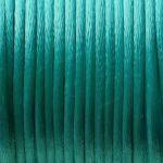tyrkysová šňůrka na krk 0,5 m
