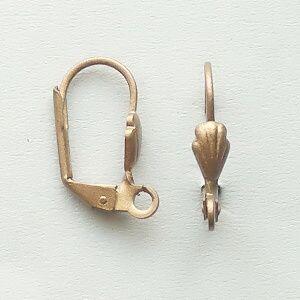 bižuterní komponenty náušnice