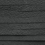 černý kožený řemínek 90 cm