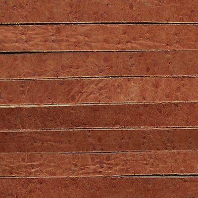 kožený řemínek na krk