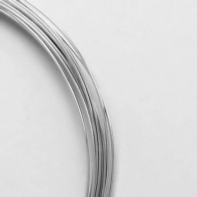 bižuterní drátek platina