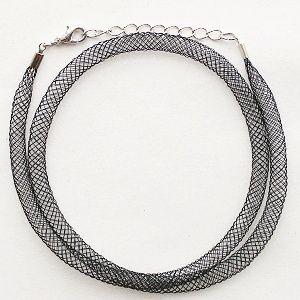 nylonová punčoška na šperky
