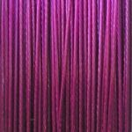fialové bižuterní lanko