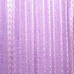 fialové stuhy šifon 0,5 m