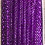 fialové stuhy z šifonu 0,5 m