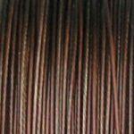hnědé nylonové lanko bal
