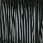 nylonové lanko černé