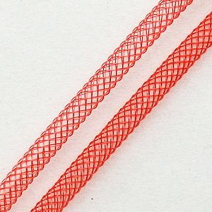 nylonová dutinka červená
