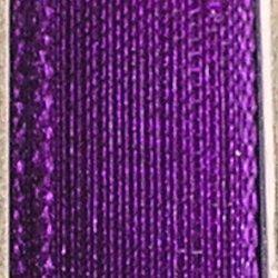 fialová stuha na krk