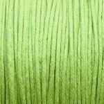 světle zelená šňůrka na krk