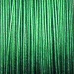zelené lanko