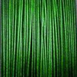 zelené lanko ocel