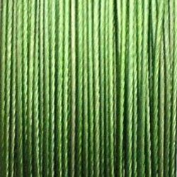 zelené bižuterní lanko
