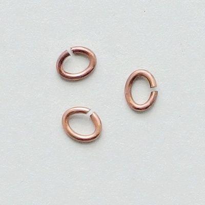 bizuterni komponenty ovalky spojovaci