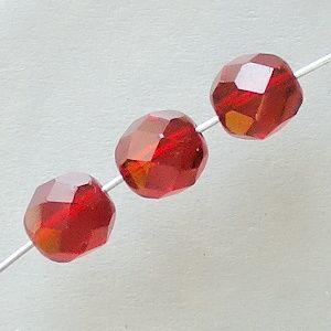ohňovka granát rudá