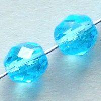 ohňovky světle modré akvamarín
