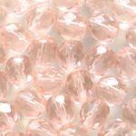 ohňovky světle růžové 3 mm 25 ks bal