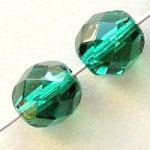 ohňovky tmavě zelené 8 mm 10 ks bal