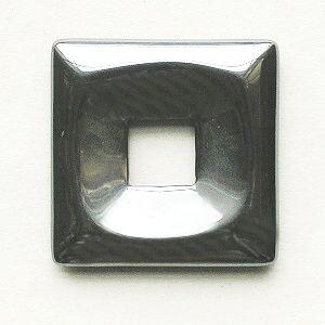 hematit přívěsek čtverec