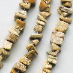 jaspis obrázkový zlomky na navlékání