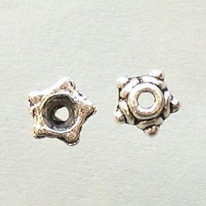 korálkový kaplík