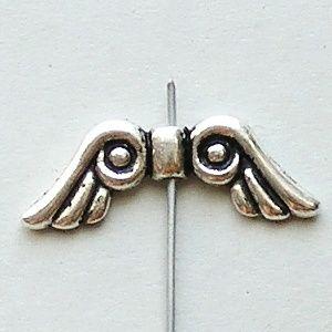 korálky andělská křídla