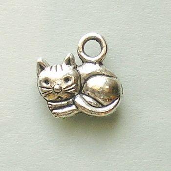 přívěsek kočička