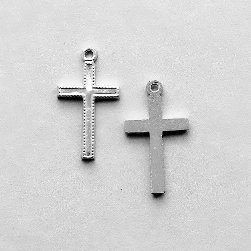 křížek privesek postribreny