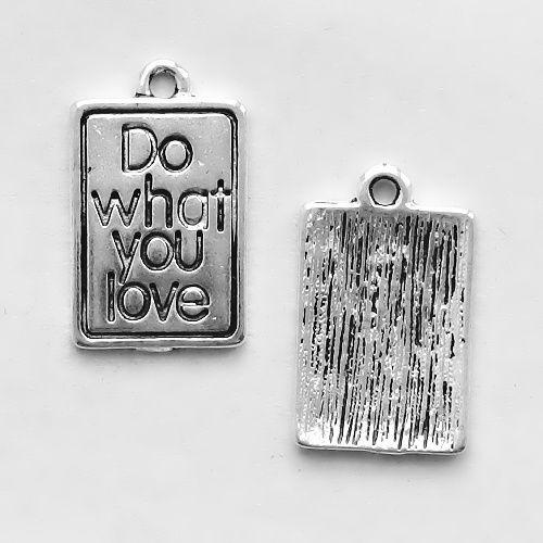 přívěsek do what you love