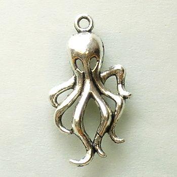 přívěsek chobotnice