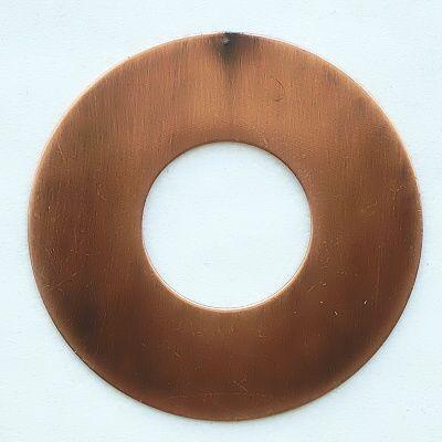 přívěsek kruh velký