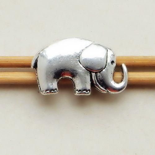 přívěsek ozdoba na náramek slon