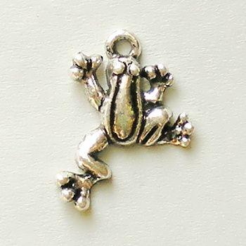 přívěsek žabka