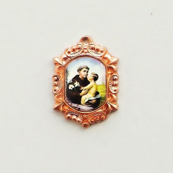 medailonek sv. Antonín