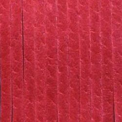 červený kožený řemínek