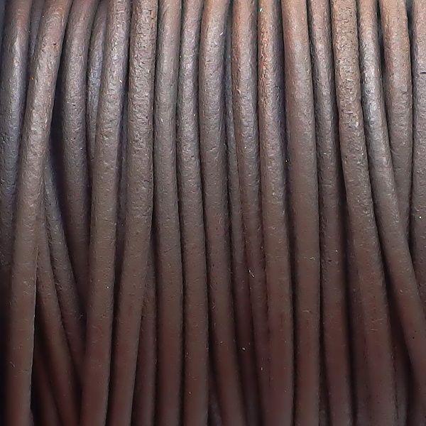 kulaté řemínky kůže