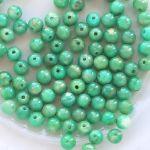 amazonit kuličky 4 mm