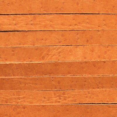 kůže na krk oranžová